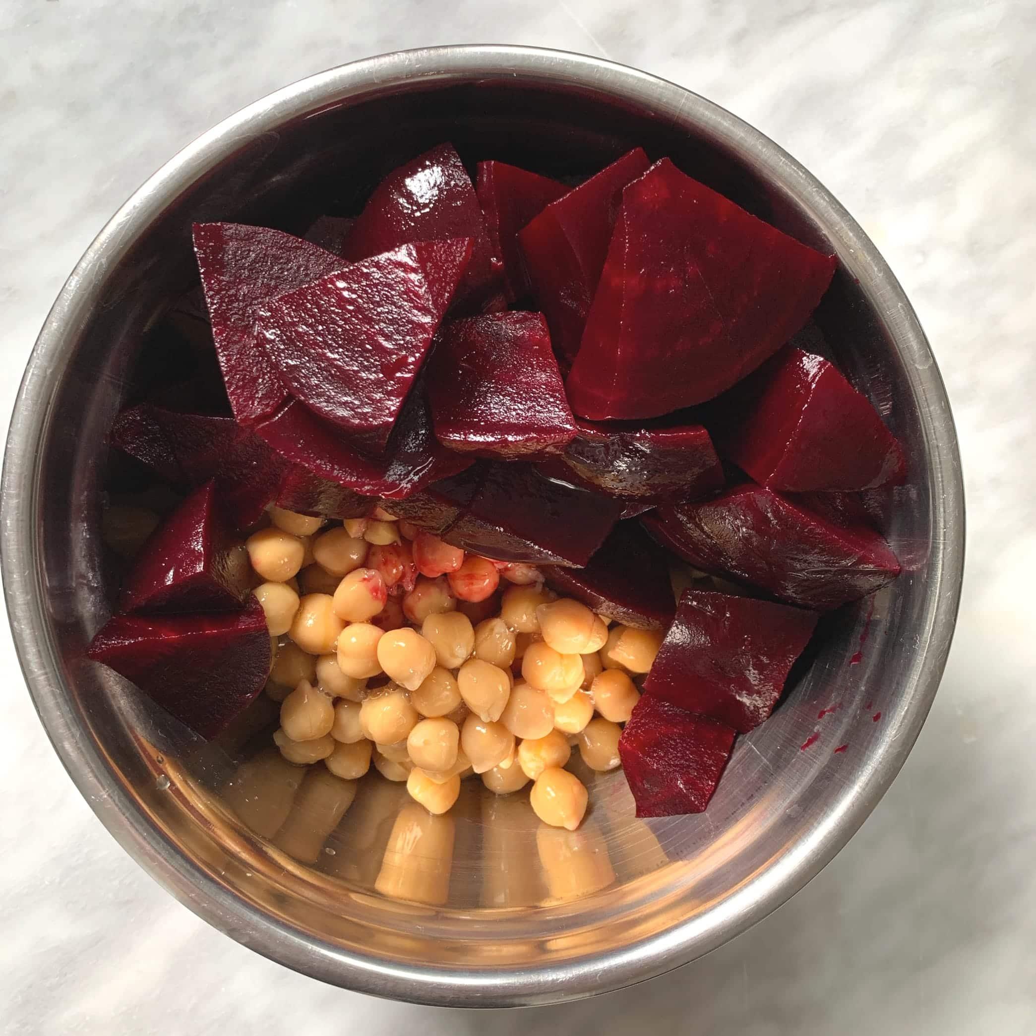 Etape 1 recette yuka