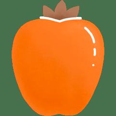 Fruits et légumes de novembre Kaki-fruit-saison